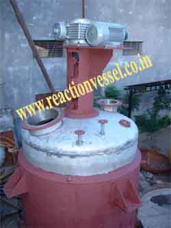 Reaction Vessel - Chemical Reaction Vessel, Stainless Steel Reaction Vessel