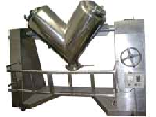 Double cone blander, cGMP Double cone Blender, Double cone Blender for Pharmaceutiacl, Chemical, and Allied industry